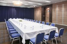 Boardroom style in the Ballroom