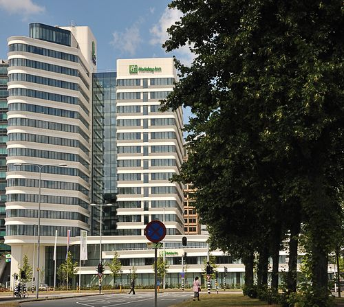 Holiday Inn Express Dallas: Holiday Inn Express Amsterdam