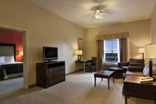 Extended Stay Suite Living Room