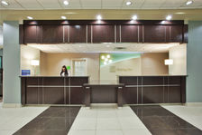 Holiday Inn Binghamton Front Desk