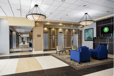 Relax in Our Modern Lobby at Holiday Inn Binghamton