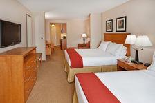 Junior Suite Two Queen Beds