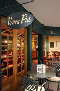 Relax at the vinea pub