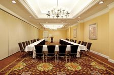 U-Shape Set-Up for any type of Meeting or Conference.