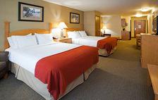 Two Room Corner Suite