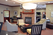 Staybridge Suites Denver Tech Center Lobby