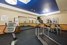 Holiday Inn Express Denver East 24 Hour Fitness Center