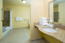 ADA Bathroom with Accessible Tub