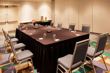 Palms Ballroom sections, perfect for break out meetings