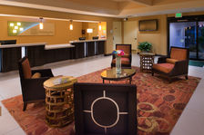 Holiday Inn Hotel Dublin-Pleasanton Renovated Lobby