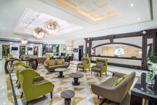 Stay Welcome in our spacious lobby