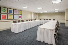 Our El Paso hotel offers personal attention in our function rooms.