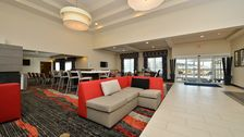 Guests love our remodeled lobby!