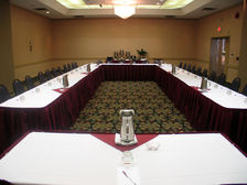 Crowne Plaza Grand Rapids Meeting Room