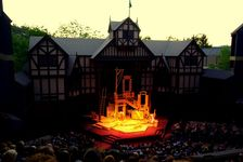 Oregon Shakespeare Festival Outdoor Theatre