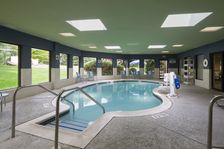 Indoor Swimming Pool with ADA Chair Lift