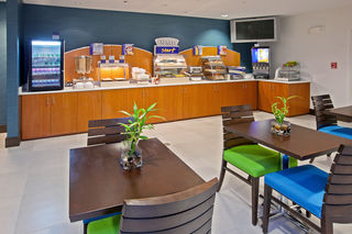 Express Start Breakfast Area