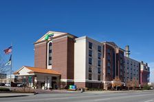 Welcome to the Holiday Inn Express & Suites Indianapolis Conv Ctr