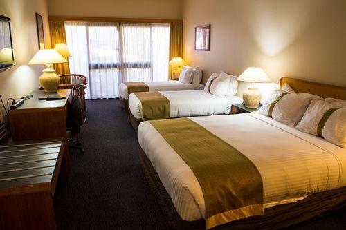 Guest Room - Gagudju Crocodile Holiday Inn. Copyright Gagudju Crocodile Holiday Inn.