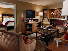 One Bedroom Parlor Suite