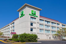 Holiday Inn Joliet Banquet and Conference Center Entrance