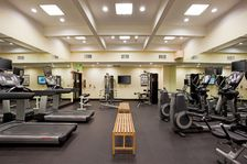 800 Square foot Fitness Center