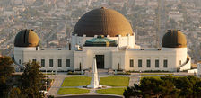 Griffith Observatory - 4 miles from hotel.