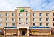 Holiday Inn Express North Platte near 20th Century Veterans Memori