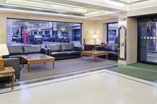 Holiday Inn London Mayfair Hotel Lobby