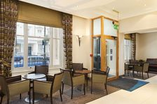 Relax in our Lobby at Holiday Inn Express London Victoria