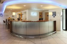 Reception at Holiday Inn Express Hemel Hempstead