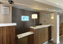 Check-in to the Holiday Inn Express Crewe and Stay Relaxed
