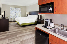 King Bed Guest Room, Holiday Inn Express Eastchase