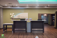 Front Desk at Holiday Inn Pittsburgh Monroeville Hotel