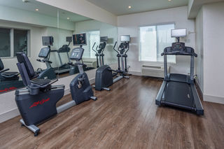 Stay in shape with our high tech fitness equipment