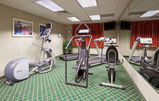 Holiday Inn Express MSP Airport - Mall of America Fitness Center