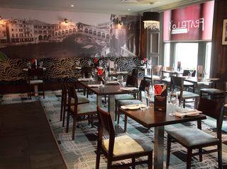 Fratello's Italian Restaurant at the Holiday Inn Newcastle Jesmond