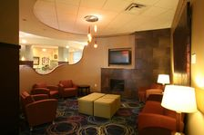 Holiday Inn Downtown Omaha Airport Lobby Lounge