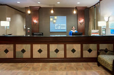 Holiday Inn Express, Portland Front Desk