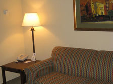 Family suite at Holiday Inn Express Pigeon Forge