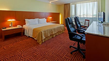 Two beds executive floor