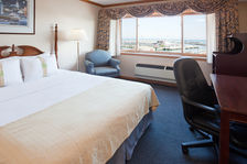 Deluxe Room with views of Lake Michigan