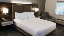 Holiday Inn Express Cheney - Single Bed Guest Room