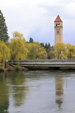 Downtown Spokane Clock Tower