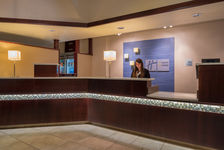 Let our friendly Front Desk staff show you our outstanding service