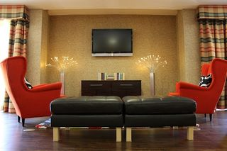 Day or night, the lounge is available to our guests