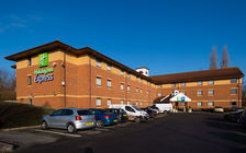 Welcome to Holiday Inn Express Taunton