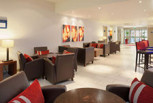 Enjoy a fresh Coffee or a cold drink in our lounge area.
