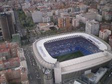 Real Madrid Football Stadium - Area Attractions