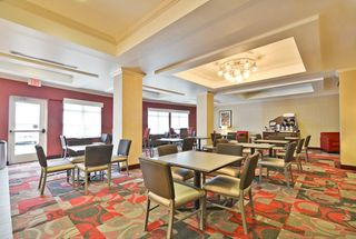 Relax in our Great Room with 24 hour coffee and tea